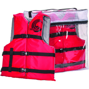 Connelly 4 Pack CE Nylon Sport Vest