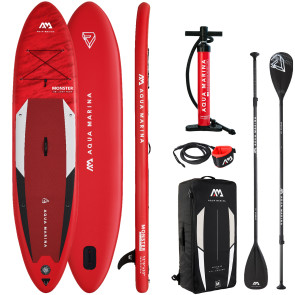 "Aqua Marina Monster 12'0"" iSUP Package - Allround"