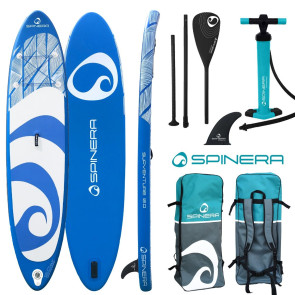 Spinera SUPVenture 12'0'' DLT iSUP Package - Allround Advanced