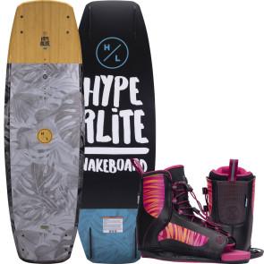 Hyperlite Ladies Prizm #2022 w/JInx Boat Wakeboard Package