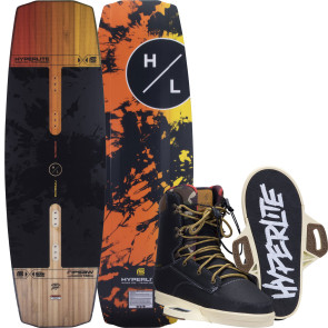 Hyperlite Ripsaw #2022 w/Codyak Cable Wakeboard Package