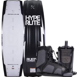 Hyperlite Rusty Pro #2022 w/Remix Boat Wakeboard Package