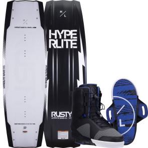Hyperlite Rusty Pro #2022 w/Team X Boat Wakeboard Package