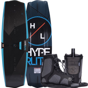 Hyperlite Kids State 2.0 #2022 w/Remix Boat Wakeboard Package