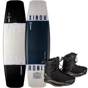 Ronix Kinetik FB 1 #2022 w/Parks Cable Wakeboard Package