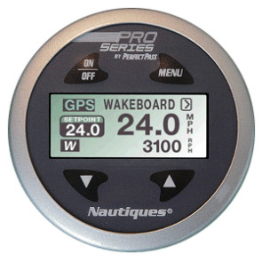 Perfect Pass 3.5 Star Gazer Display - Nautique Grey