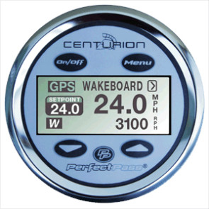 Perfect Pass 3.5 Star Gazer Display - Centurion Silver