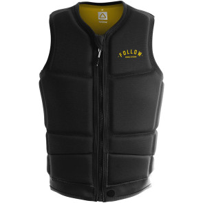 Follow Division 2021 Impact Wakeboard Vest - Black