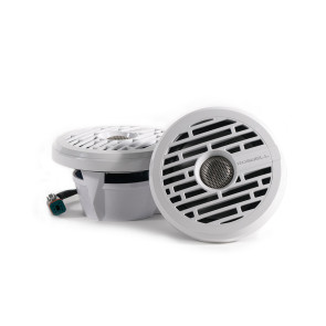 "Roswell Marine Audio R1 6.5"" In-Boat Speaker Pair - White"