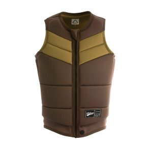 Follow Primary 2021 Impact Wakeboard Vest - Brown