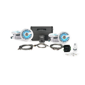 Roswell R1 In-Boat Package W/ RGB Remote & Controller