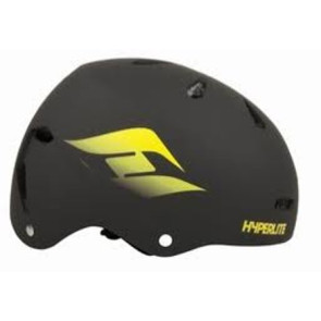 Hyperlite Step Up Helmet Black - Large (57-59cm)