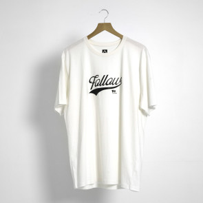 2020 Follow Script Mens Tee - Natural
